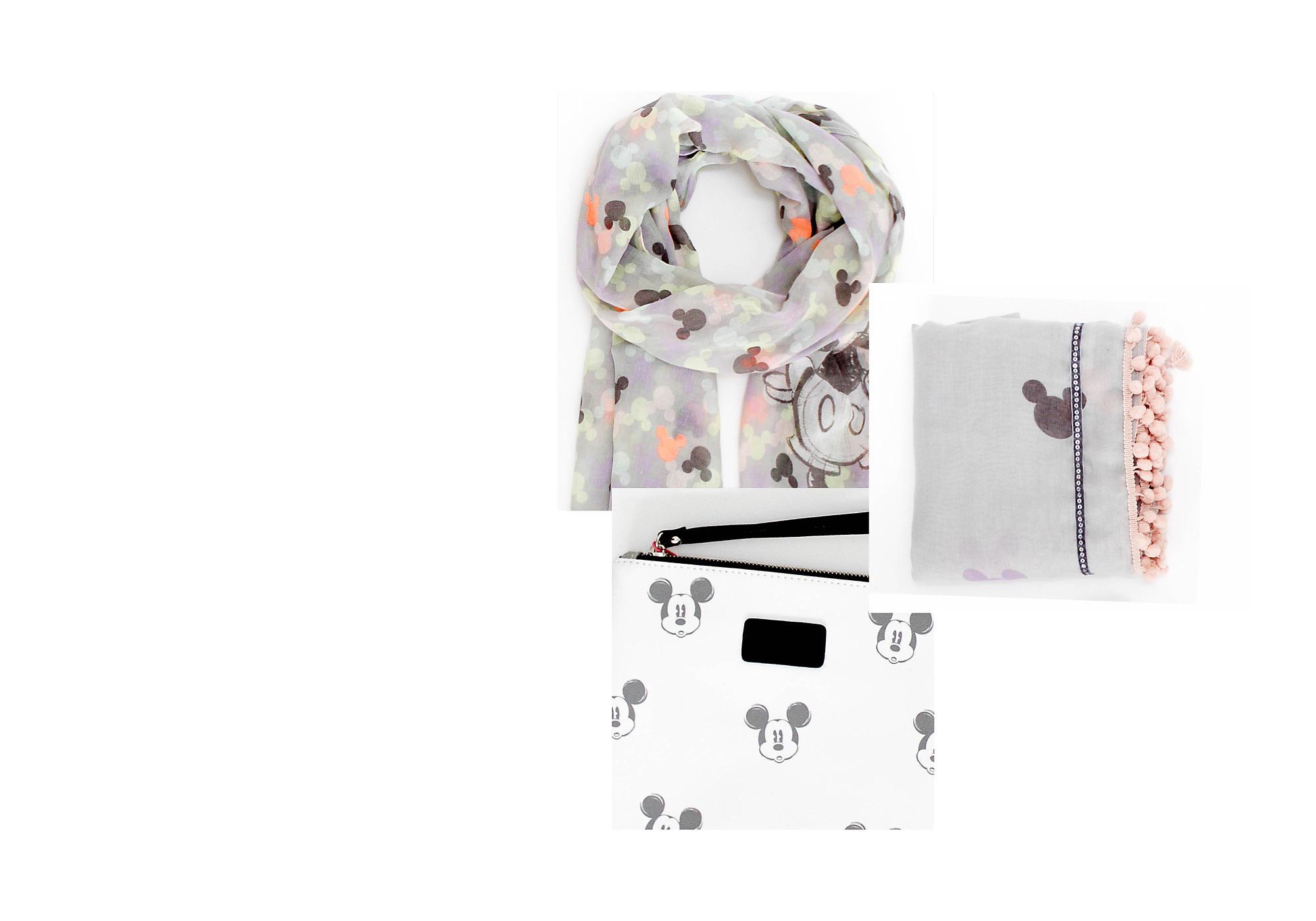 Des accessoires irrésistibles Connue pour être une marque pleine de joie de vivre, Codello fusionne son style élégant avec les personnages classiques de Disney pour créer de fabuleux accessoires pour femmes