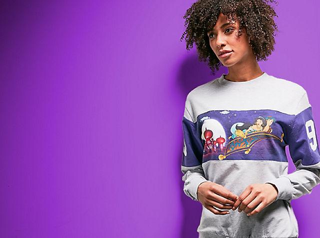 Aladdin Parla della tua vera storia con la nostra straordinaria gamma di prodotti ACQUISTA ORA