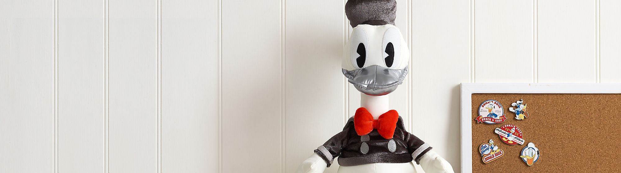 Celebrate Donald Duck's 85th Anniversary with our special edition collectible.