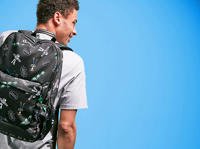 Unpack the Adventure The mighty claw has chosen the ultimate backpack SHOP NOW