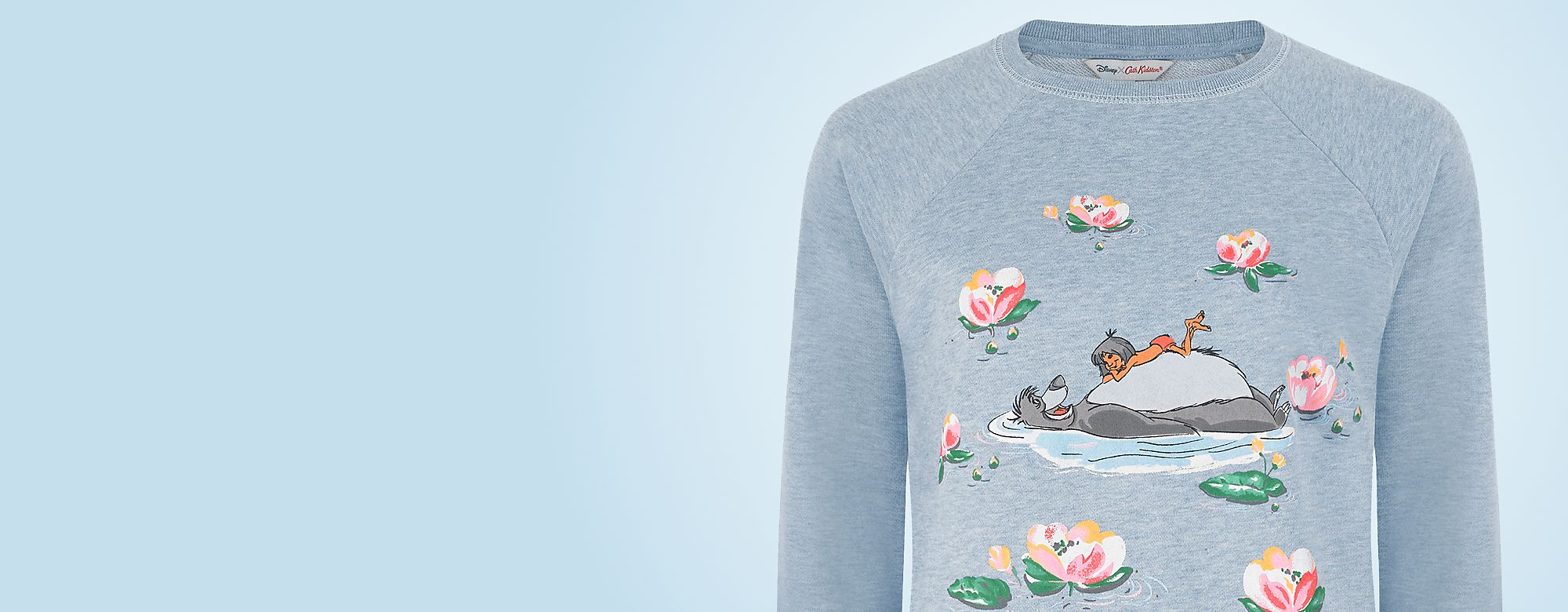 Cath Kidston x Disney Jungle Book Collection  SHOP ALL