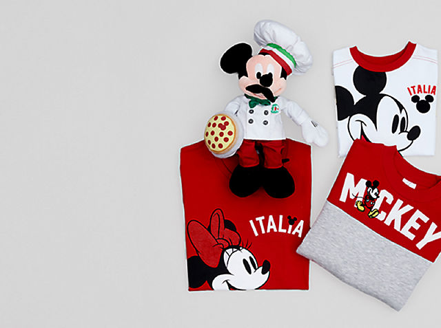 Ciao dalla nostra Italia! Scopri la nostra collezione per tutta la famiglia ACQUISTA ORA