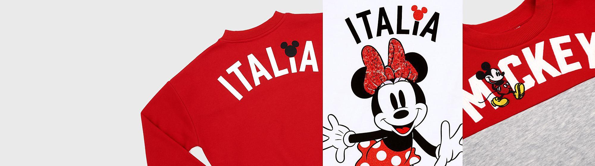 Ciao dalla nostra Italia! Scopri la nostra collezione per tutta la famiglia