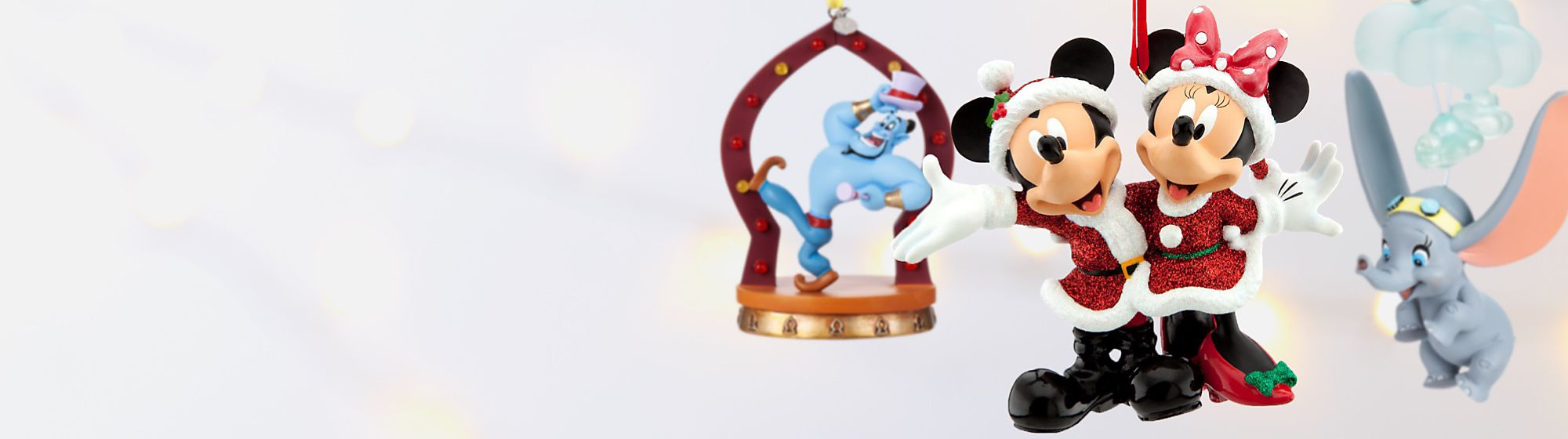 Holiday Cheer Starts Here Get a head start with fa-la-la-lots of ornaments and more SHOP ALL