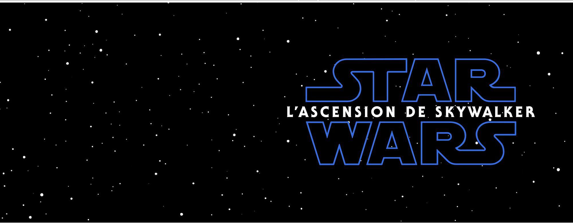 Star Wars: L'ascension de Skywalker Les survivants de la Résistance affrontent encore une fois le Premier Ordre dans le chapitre final de la saga Skywalker. Rejoignez la résistance et parcourez notre collection épique de jouets, costumes, articles de maison et plus. Sortie en décembre 2019