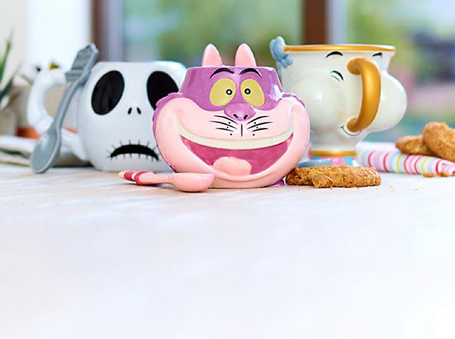 Saupoudrez de la joie L'heure du goûter est un vrai plaisir avec nos mugs et cuillers assorties DÉCOUVRIR