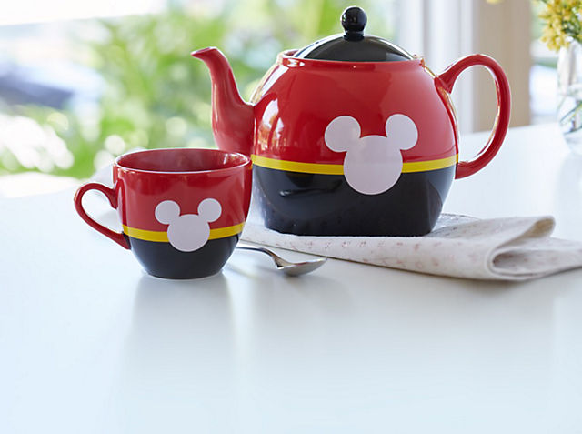 Time for Tea Oh boy! Make tea times a treat with our wonderful collection