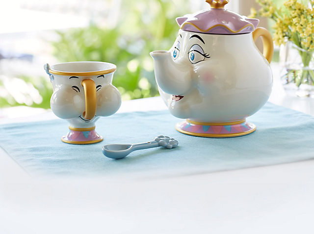 Be our Guest! Let a tale as old as time bring enchantment to tea times SHOP NOW