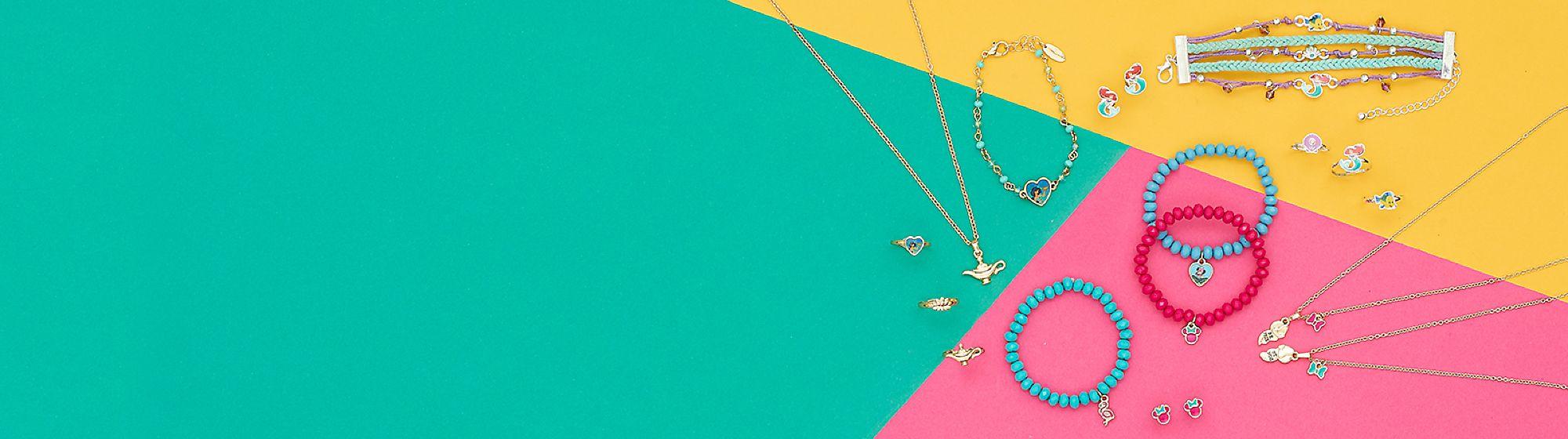 Accesorios para niños Descubre nuestras joyas y accesorios para el pelo inspirados en Minnie Mouse