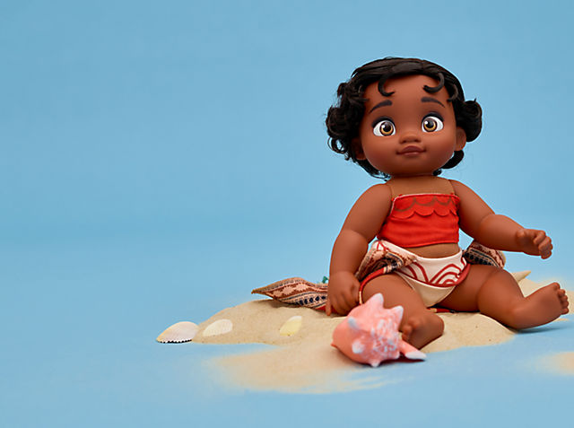 Set Sail for Fun Find your way to all-new adventures with our Moana Baby Doll SHOP NOW