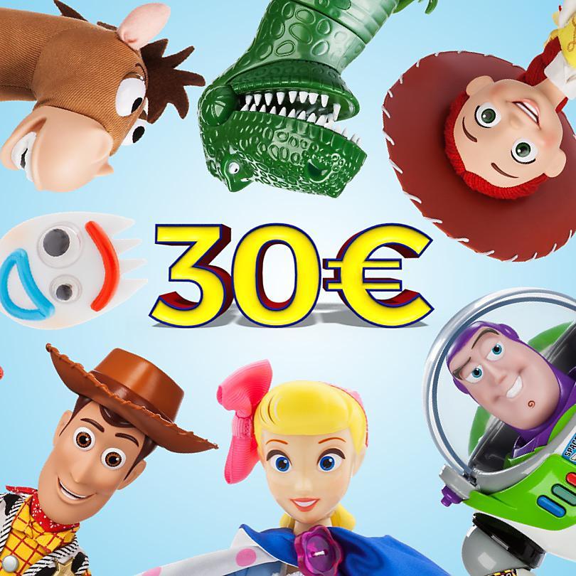 Comienza la acción con las figuras de Toy Story 4  COMPRAR