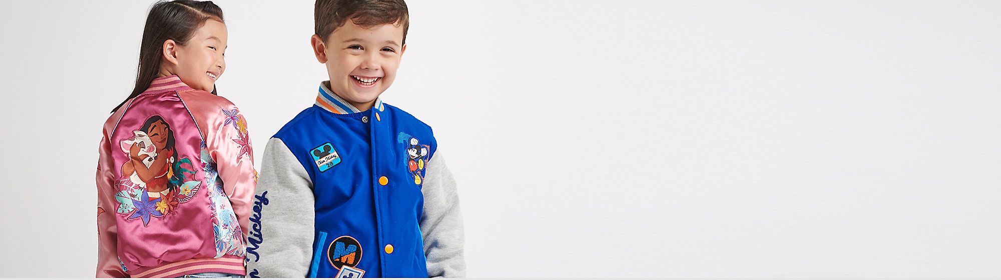 Girls' Coats and Jackets Let little ones stay snug in style with our range of outerwear