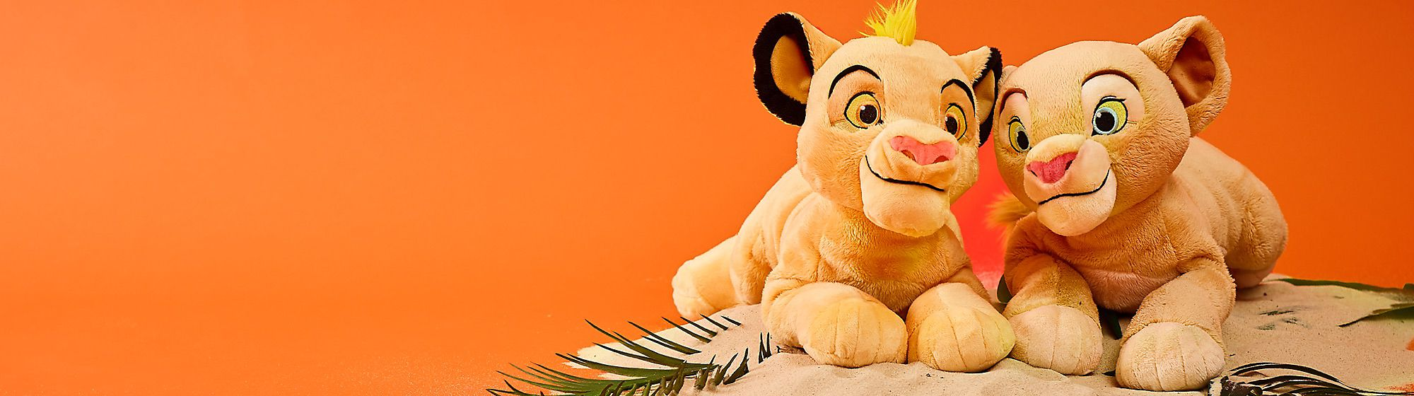 The Lion King Explore our The Lion King range including soft toys, playsets, homeware, collectibles and more SHOP NOW