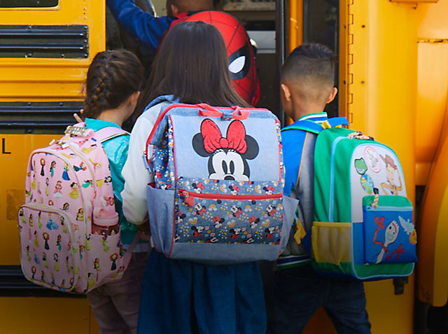 Backpacks Make a fairytale addition to their classroom essentials SHOP NOW