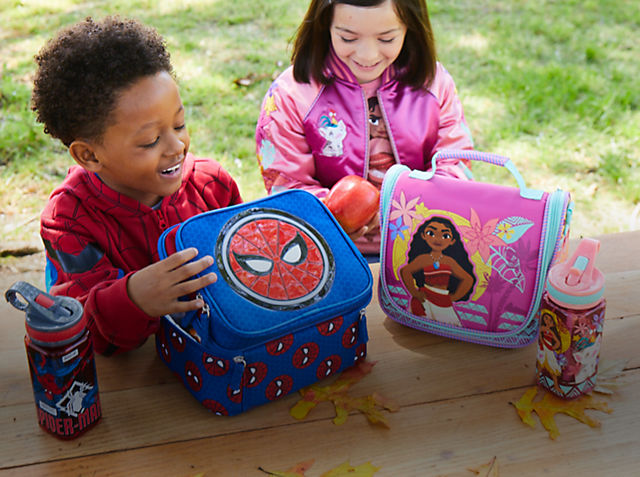 Lunch Bags Get little heroes ready for school SHOP NOW