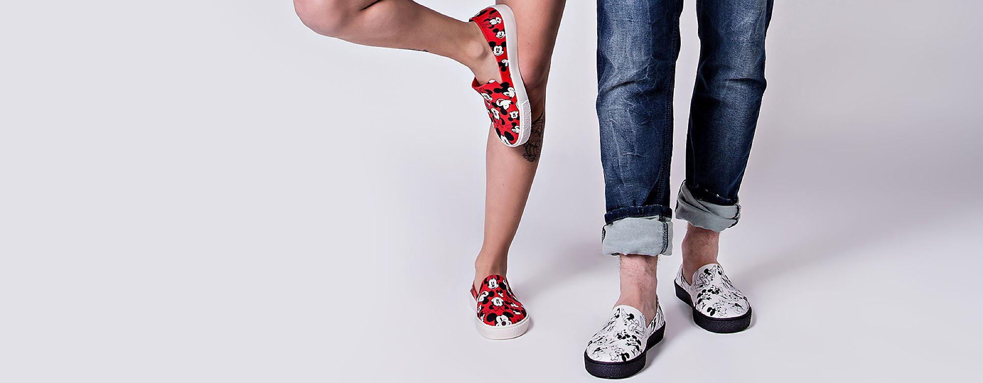 Chaussures Melissa Les chaussures Melissa pour femmes et enfants sont colorées et pleines de fantaisie. Grâce à Disney, elles sont aussi magiques ! DÉCOUVRIR