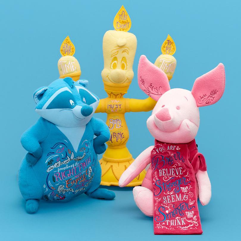 Piglet, Meeko y Lumiere  COMPRAR