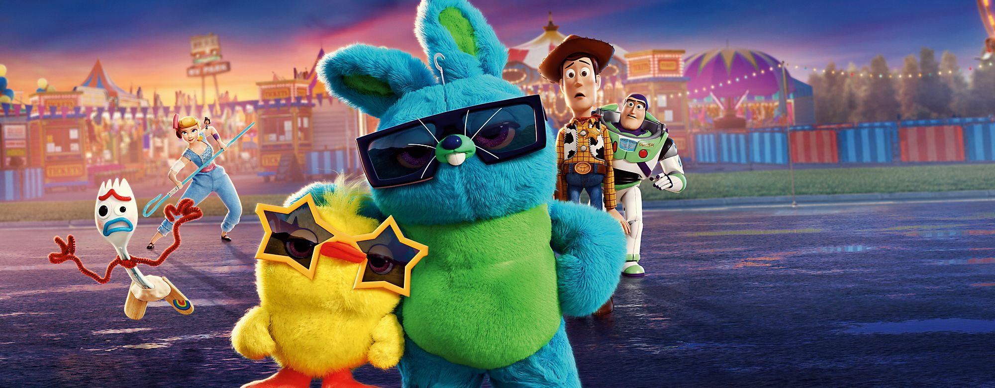 Prepárate para las aventuras de la pandilla de Toy Story y sus nuevos amigos COMPRAR