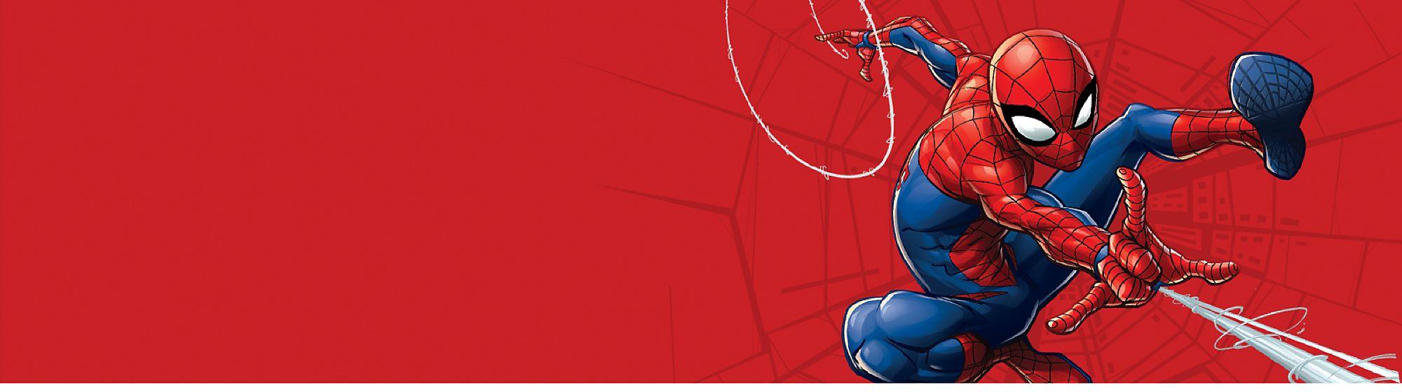 SPIDERMAN TRAINING ACADEMY Dienstag, den 20. August und Donnerstag, den 22. August zwischen 14 Uhr und 16 Uhr