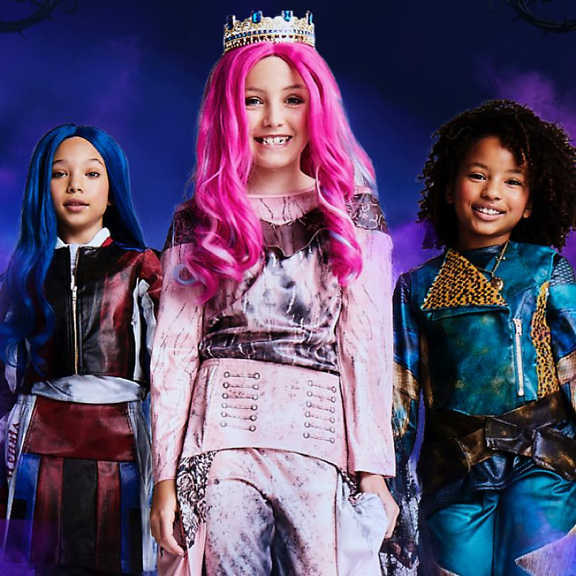 Disney Descendants 3  SHOP ALL