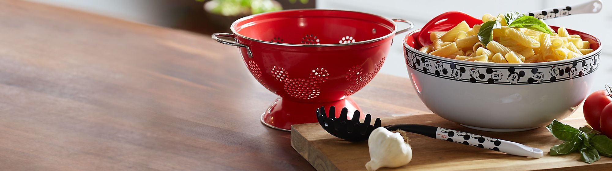 Pizza Pasta Party Make it a Bella Notte with new cookware from Disney Eats