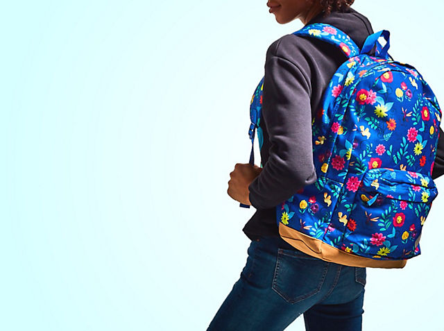 Be Prepared for Curious Adventures  SHOP BACKPACKS