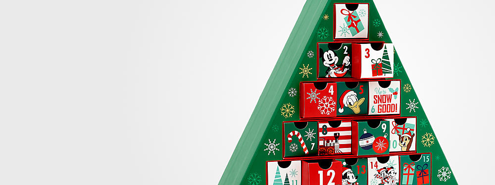 Advent Calendars  SHOP NOW