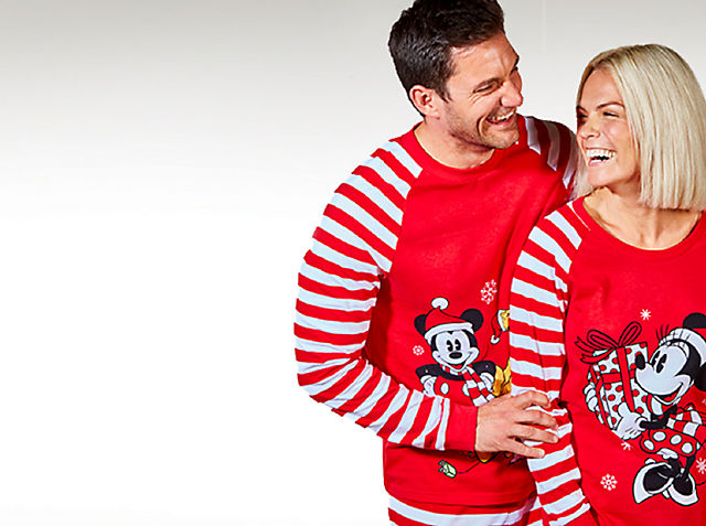 Dream of a Very Merry Christmas The perfect pyjamas for the family SHOP NOW