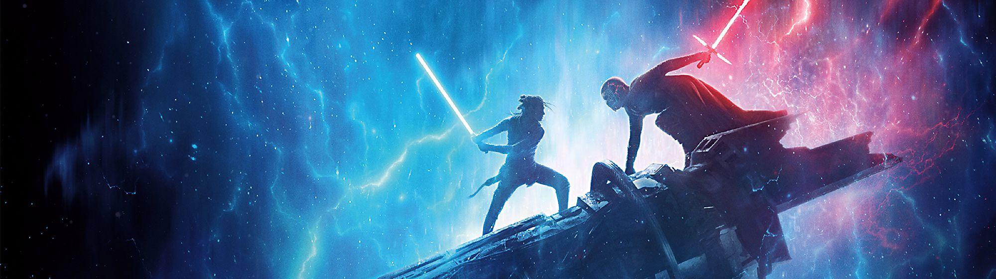 Che la Forza sia con te mentre scopri la nostra nuovissima collezione dedicata a Star Wars: L'Ascesa di Skywalker