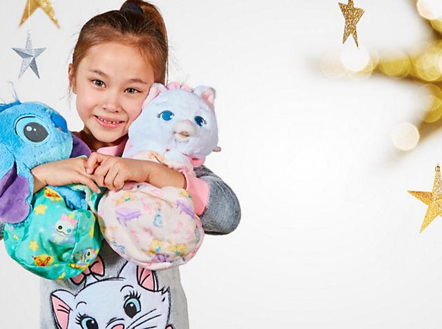 Zu süß, um wahr zu sein! Entdecke unsere liebenswerten neuen Disney Babies Kuscheltiere JETZT KAUFEN