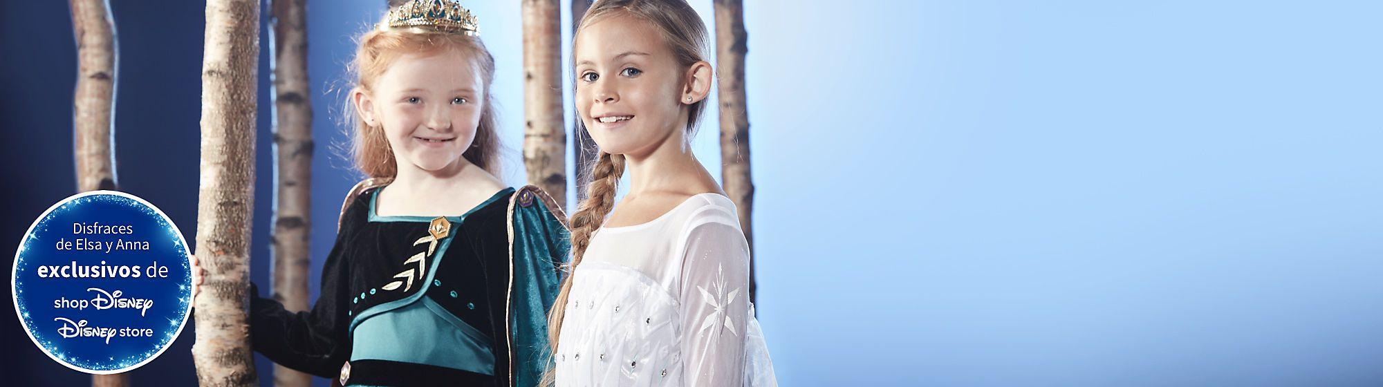 Disfraces de Frozen 2 Los nuevos y exclusivos disfraces de Elsa y Anna ya están disponibles ¡Consíguelos!