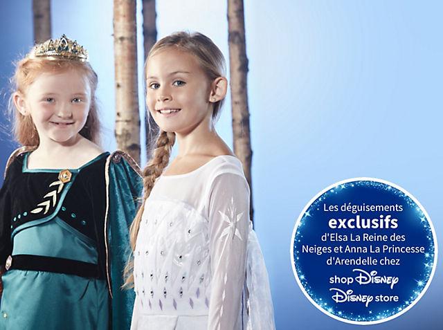 Robes de fêtes La Reine des Neiges 2 Découvrez les nouvelles robes venue spécialement d'Arendelle