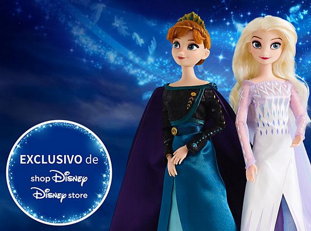 Juguetes de Frozen 2 Vive nuevas aventuras con los juguetes de Olaf, Elsa, Anna,  Sven, Kristoff y nuevos amigos. COMPRAR