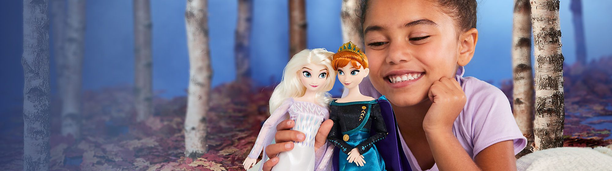 Frozen 2 Toys Discover our range of toys including playsets, soft toys, figurines and more