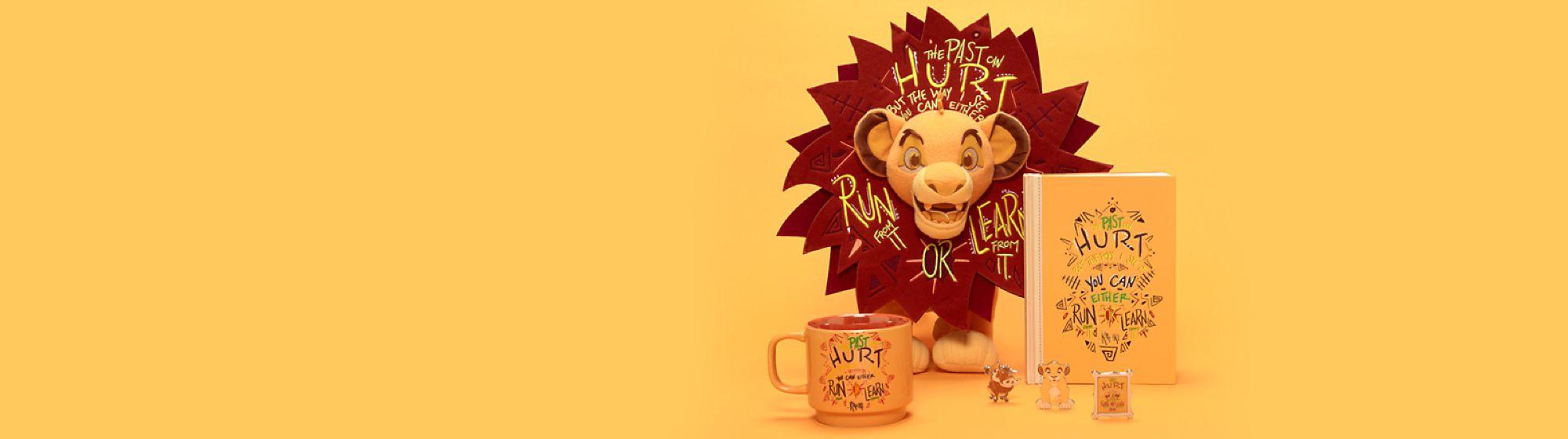 Simba Eine Kollektion voll wilder Abenteuer Bald verfügbar Erhältlich ab dem 18. November