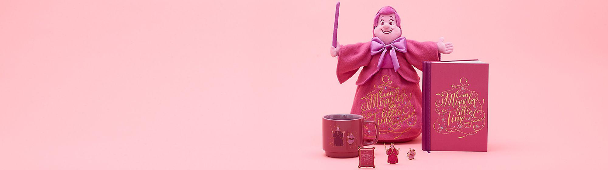 Marraine La Bonne Fée Une collection pleine de magie Bientôt disponible Sortie le 10 décembre
