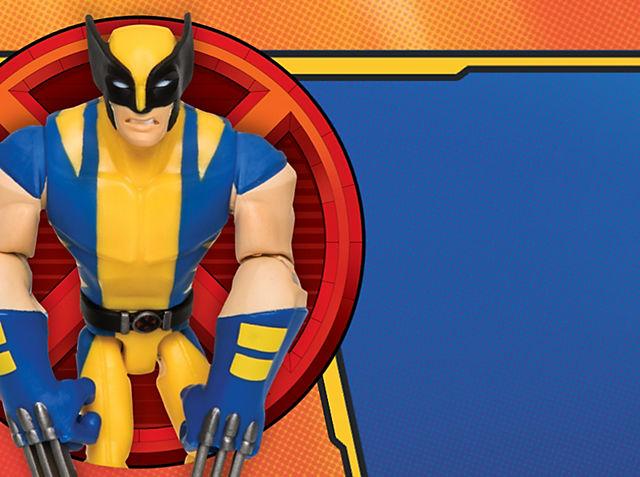 Toybox Wolverine Marvel Sei pronto a tirare fuori gli artigli? ACQUISTA ORA