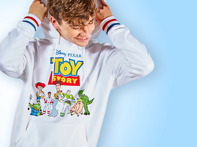 Toy Story 4 Join the adventure and explore our collection of toys, stationery and more SHOP NOW