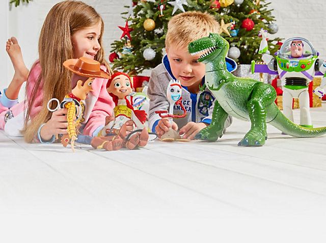Figuras de acción parlantes de Toy Story 4 El regalo perfecto para los pequeños aventureros - Solo por 30€