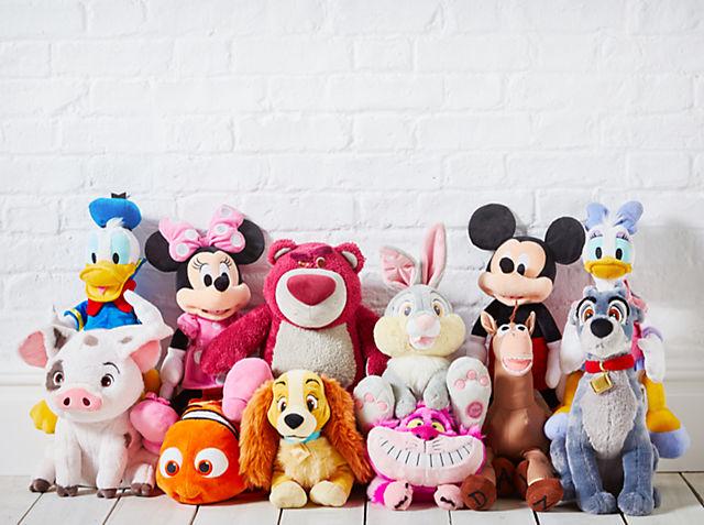 Meet the Best Huggers Ever! Medium soft toys now £12.50 SHOP NOW
