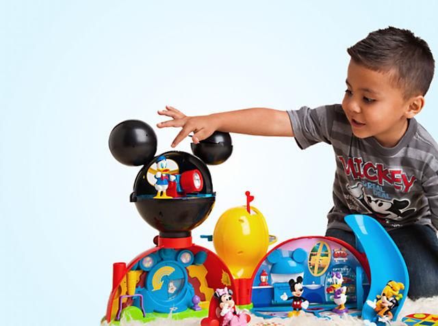 -20% sur une sélection de jouets pour les plus petits VOIR L'OFFRE