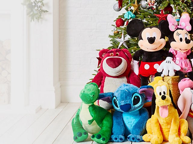 Large Soft Toys Now £20 (was £40) SHOP NOW