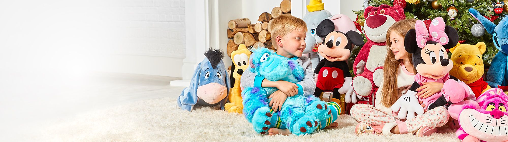 Large Soft Toys Now £25 (was £40)