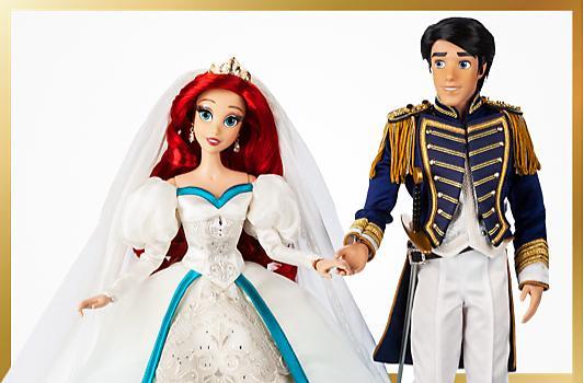 Ariel et Prince Eric ÉPUISÉ