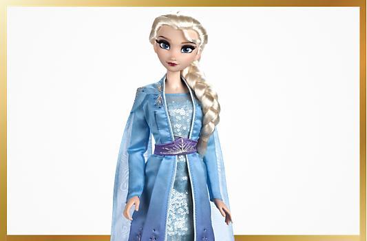 Elsa Sortie le 26 Novembre Édition limitée à 1 500 exemplaires en Europe 110€