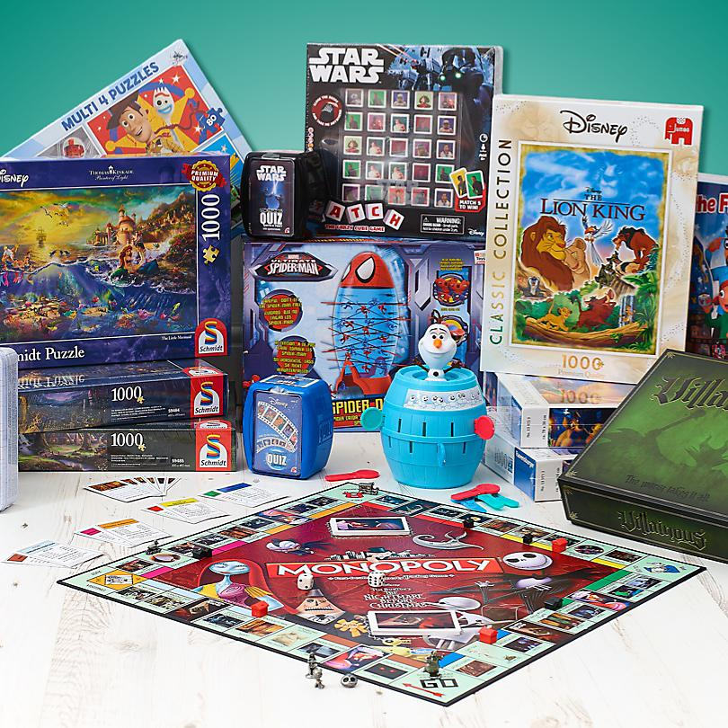 Games & Puzzles  SHOP NOW