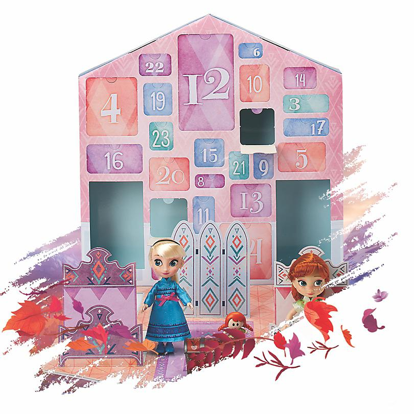 Calendario Adviento, Frozen 2  COMPRAR