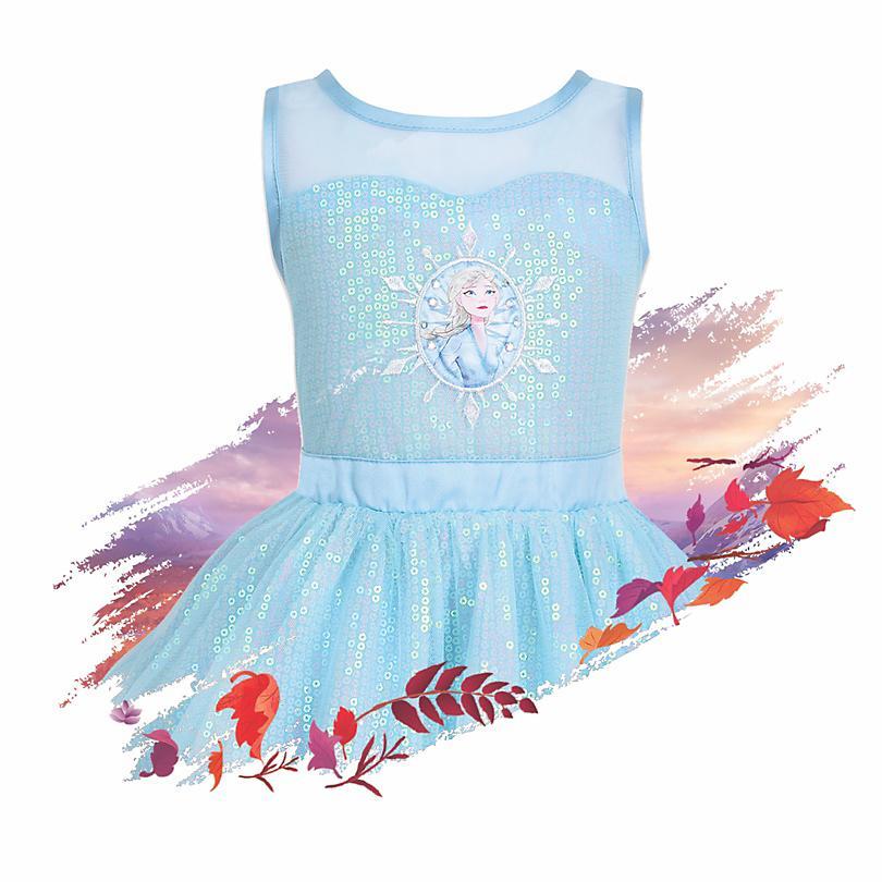 Die Eiskönigin 2 - Elsa - Kleid für Kinder  JETZT KAUFEN