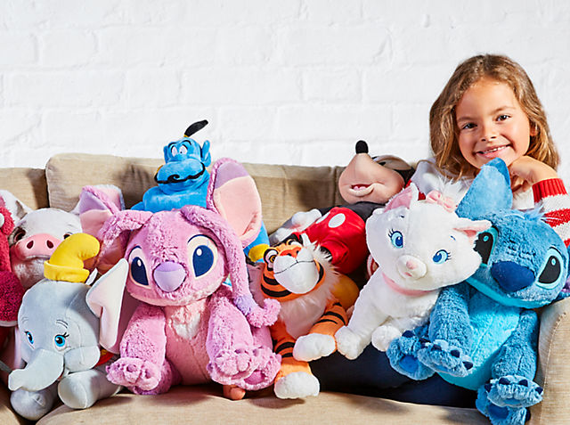 A Personal Touch That Means so Much Free personalisation on medium soft toys SHOP NOW