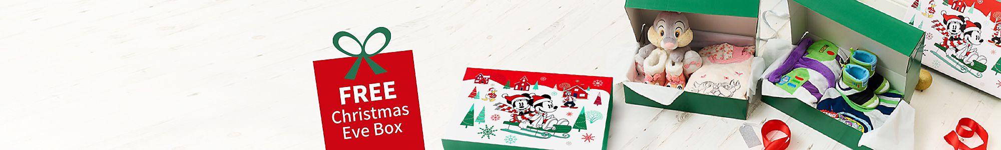Free Christmas Eve Box When you buy any 2 selected Sleep Shop items SHOP NOW